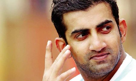 Gautam Gambhir Retired From International Cricket