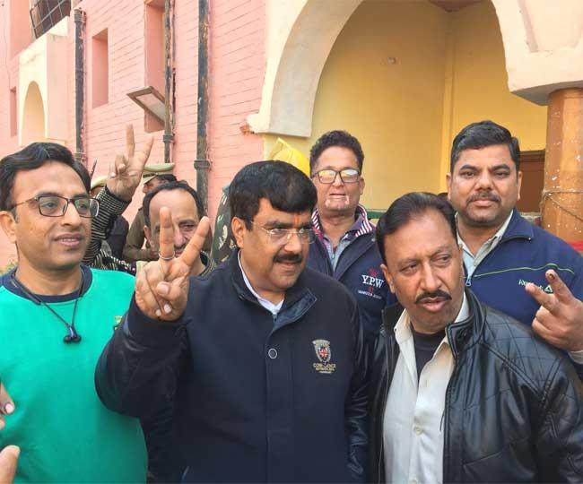 Haryana Civic Polls 2018 Result