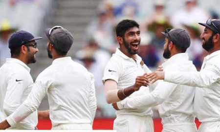 India and Australia Test Match :