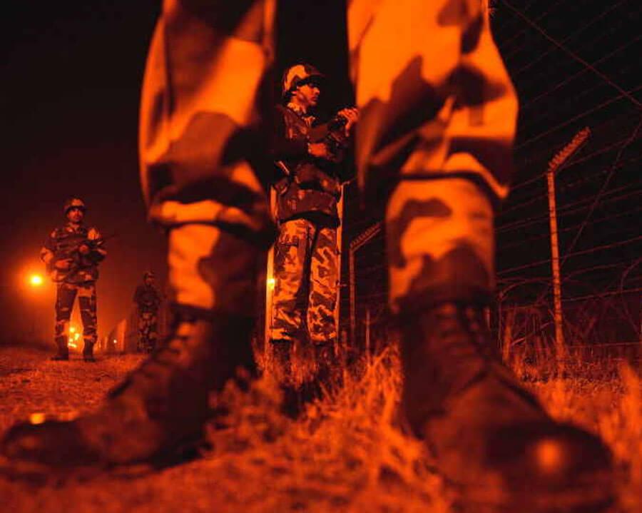 Kashmir: Pakistan's Border Action Team Fails Cross The Border, 2 Intruder Piles