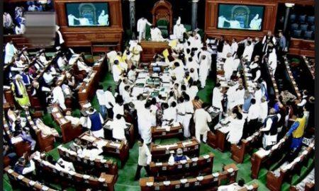 Lok Sabha proceedings