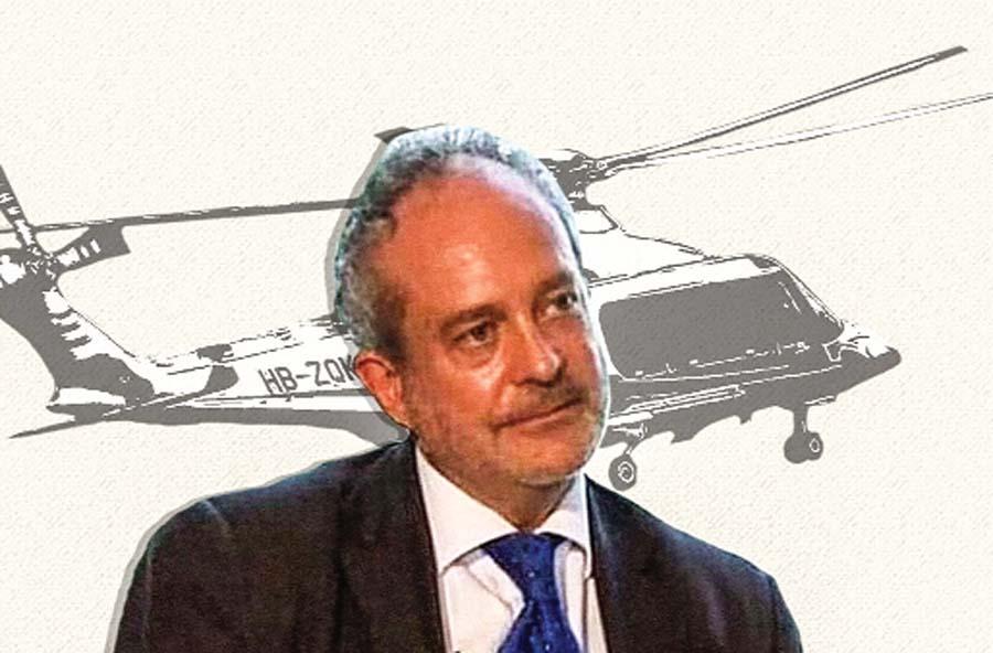 Broker, Christian Michel James