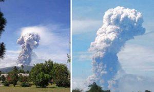 Mount Soputan Volcano