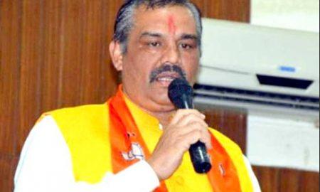 Vijay Sampala expressed doubts about Pakistan's intention to take on Kartarpur Corridor