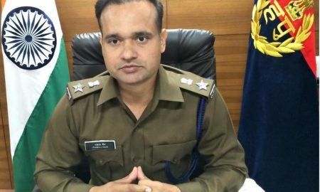 Police captain suspended two policemen