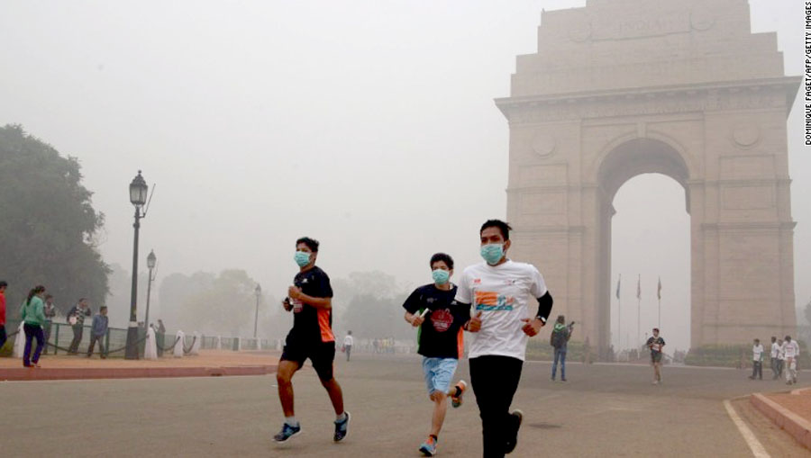 Pollution: NGT Has Rs 25 Crore On Delhi Government Fined