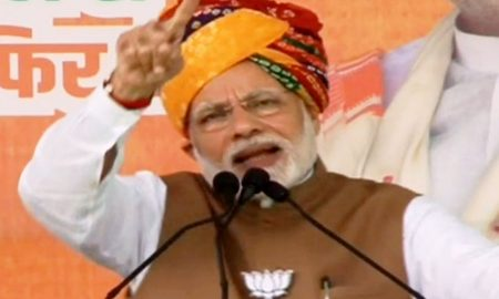 Rajasthan: In 1947, Congress Made Many Mistakes In The Power, We Are Suffering Today: Modi