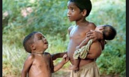 Realize malnutrition free India