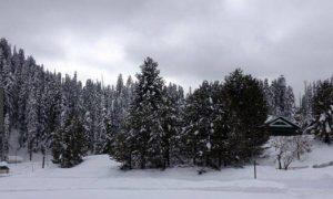 Snow in J&k