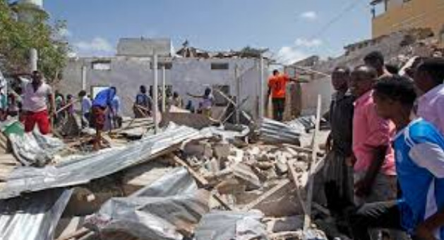 Somalia bomb blast, six killed