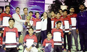 St. MSG Glory's International School Won Silver Medal