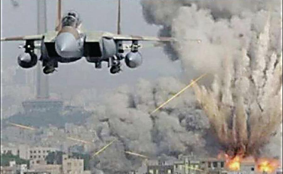 Air, Strikes, Syria