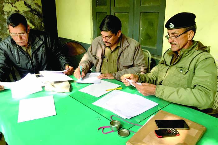 Three dead bodies found in Bhiwani