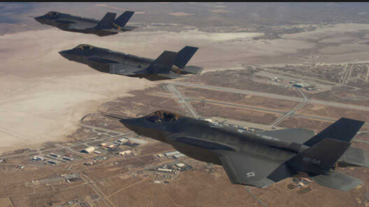 120 F-35 fighter aircraft
