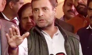 Unless The Debt Of Every Farmer Of The Country Is Waived, We Will Not Allow Modi To Sleep Rahul Gandhi