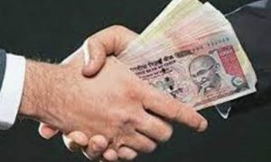 Vigilance Patwari arrested for taking bribe of six thousand