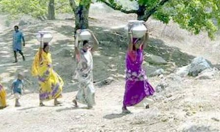 Water not reached in 2 villages yet