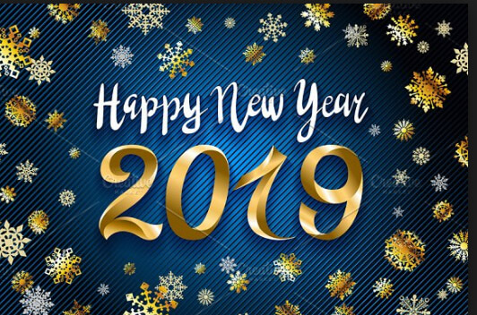 Welcome to the new year with open mind and new resolution
