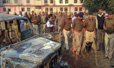 Inspector, Subodh Kumar, Killed, crowd