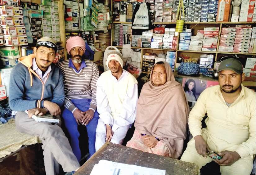 dera-followers-welfare-work-feeble-minded-met-with-famil