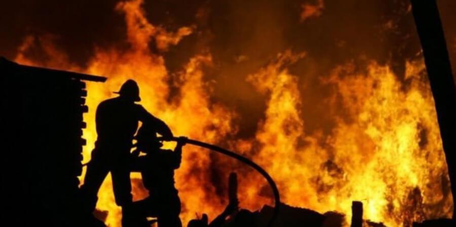 Fire, Brigade, Hospital, Eight, killed