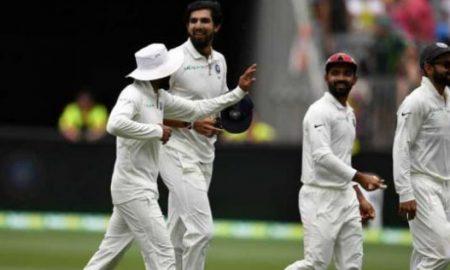 india vs australia test series 2018:
