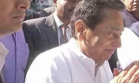 MP: Kamal Nath Will Take Oath As Chief Minister