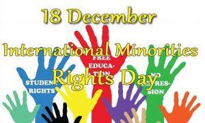 Protection, Rights, Minorities