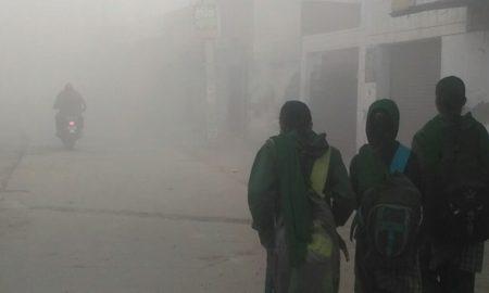 Fog, Trouble