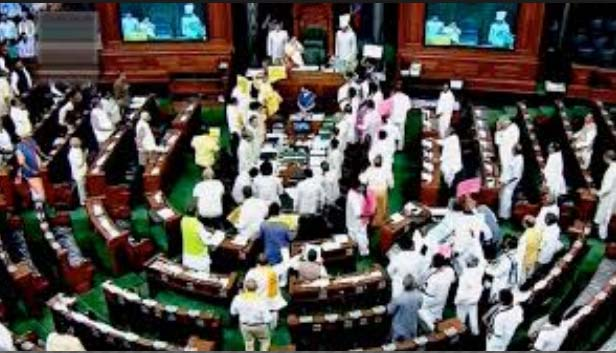 53 percent of the time Lok Sabha wasted