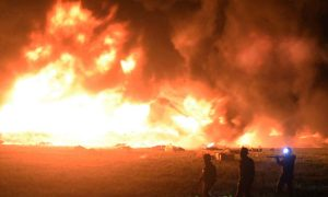 73 People Killed 74 Injured In Explosion While Stealing Oil From Pipeline