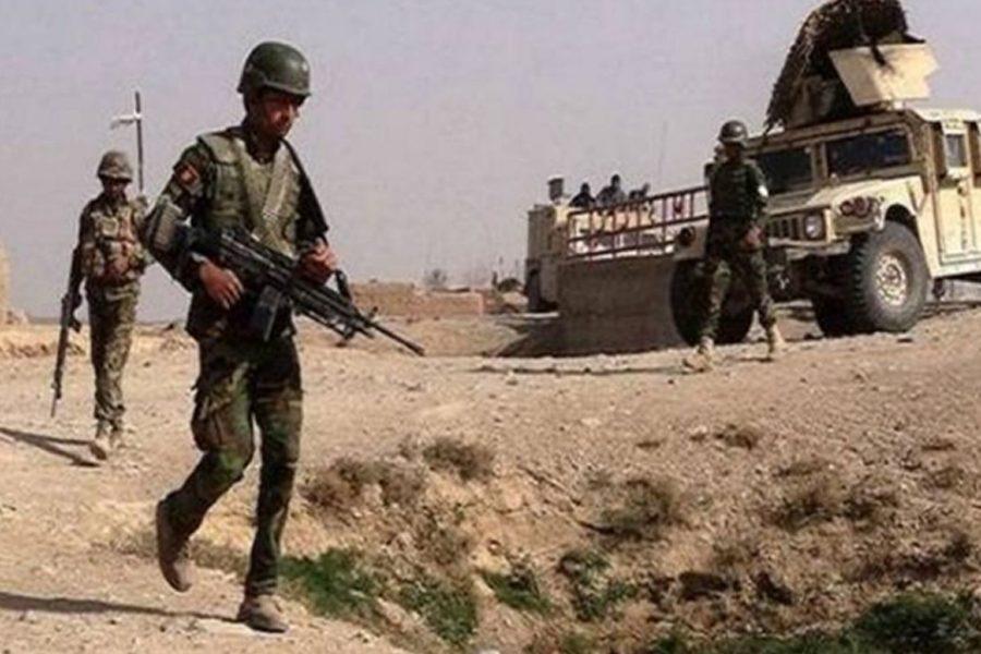 Seven, Militants, Killed, Airstrikes, Afghanistan