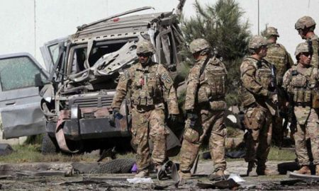 Eight, Soldiers, Killed, Northern, Afghanistan, Attack