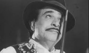 Artist Kader Khan is no longer in our midst