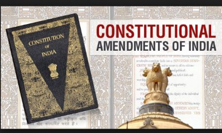 Constitutional Amendment Bill