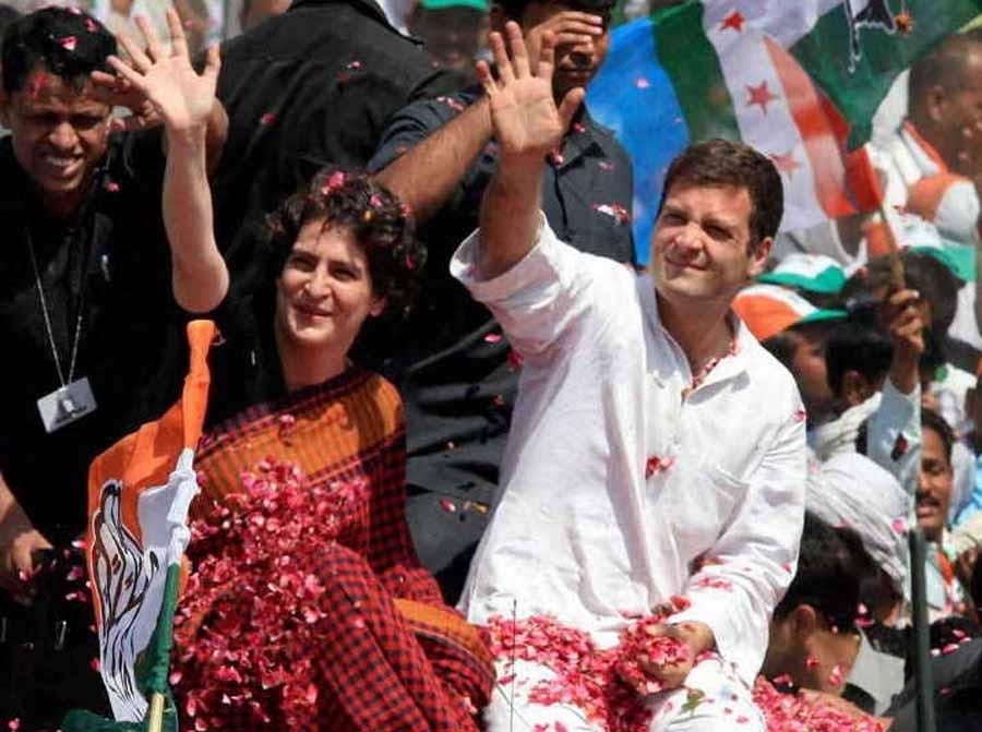 Lok Sabha Elections: Rahul Priyanka Can Visit Uttar Pradesh In February