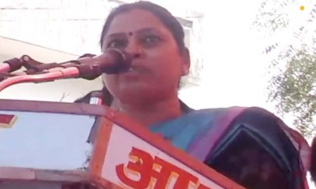 MLA Sadhna Singh Said Mayawati Neither Male Nor In Women