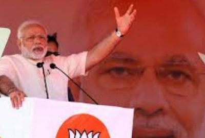 Modi calls for rejecting negative forces