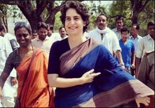 Priyanka Gandhi Congress