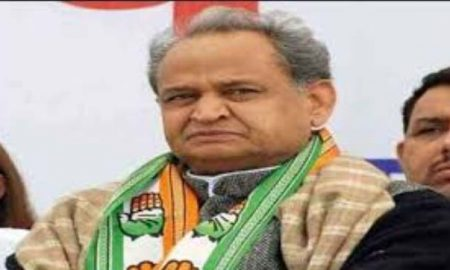 Rajasthan is deprived of its share of water: Gehlot