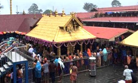 Sabarimala For The First Time In 800 Years Two Women Entered The Temple