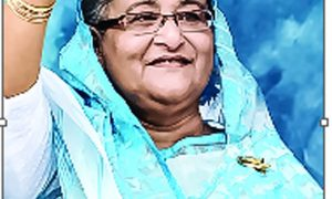 Sheikh Hasina, Victory, Bangladesh, Counts, India