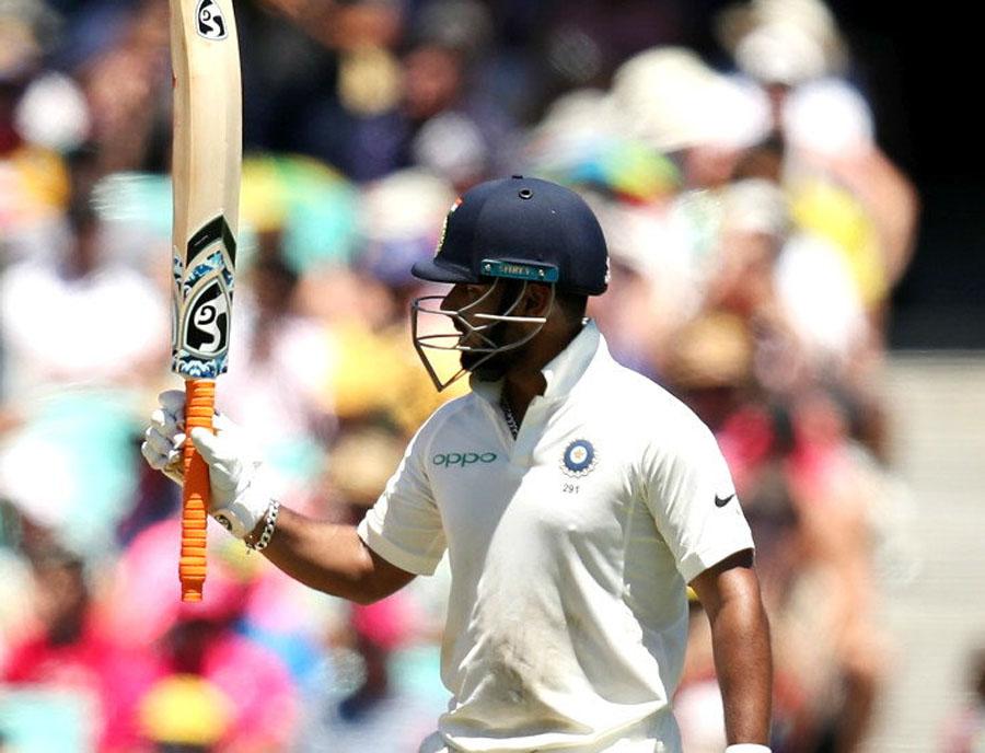 Sydney Test: First Century Of Rishabh Pant In Australia