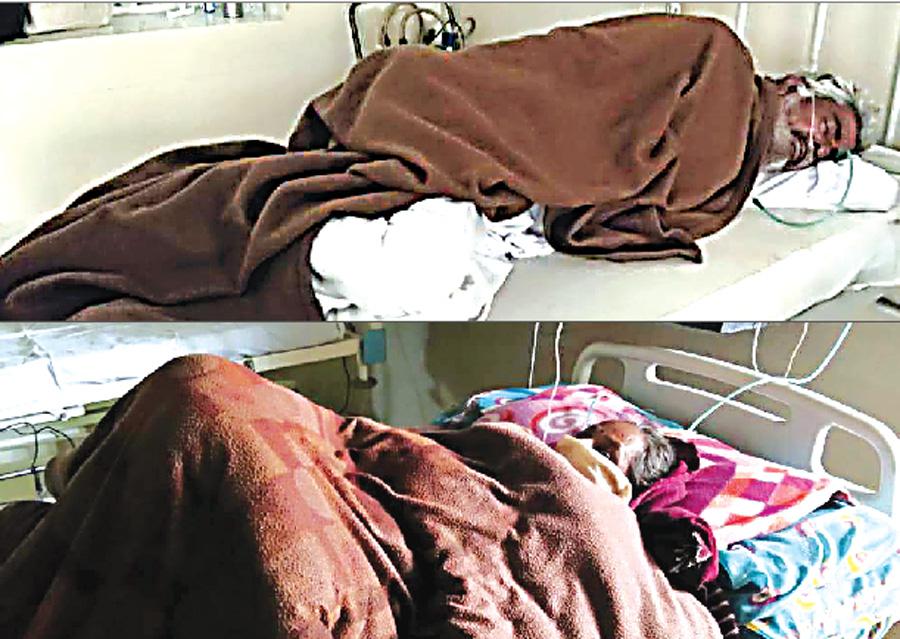 Two Suspected Patients Of Swine Flu between high alert