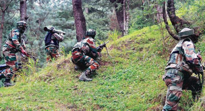 India, Takes, Revenge, Martyrdom, Killed, Five, Soldiers, Pakistan