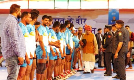 1 crore prize kabaddi competition in Hisar begins
