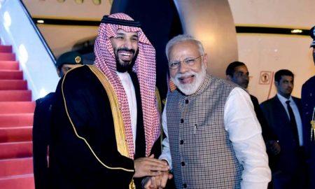 India, Saudi Arabia