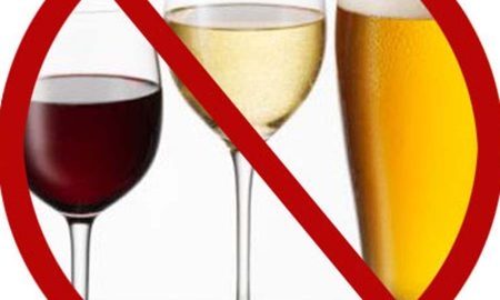 All kinds of illegal and illegal alcohol restrictions