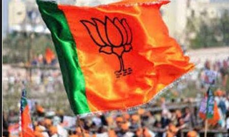 BJP workers arrested under jail bharo agitation