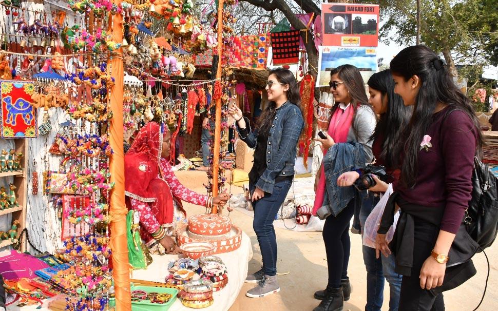 Bhanwari gets recognition from Surajkund fair